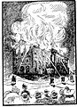 Huntington Hall fire, November 1904.jpg
