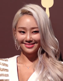 Hyolyn at Opening Ceremony of Magnum's Exhibition 'Five sense museum' on May 2, 2019 02.png