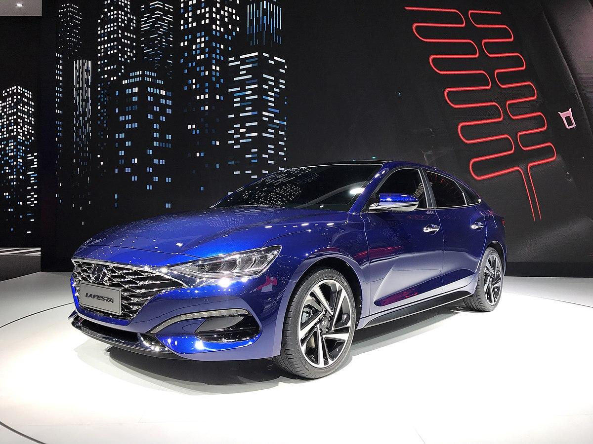Px Hyundai Lafesta