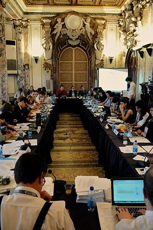 International Association for Political Science Students - 16th IAPSS general assembly 2013, Rome, Italy