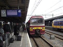 Belgische trein roosendaal