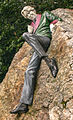 I think this is a statue of Oscar Wilde (8338043137).jpg