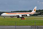 Iberia, EC-JLE, Airbus A340-642 (21232909752).jpg