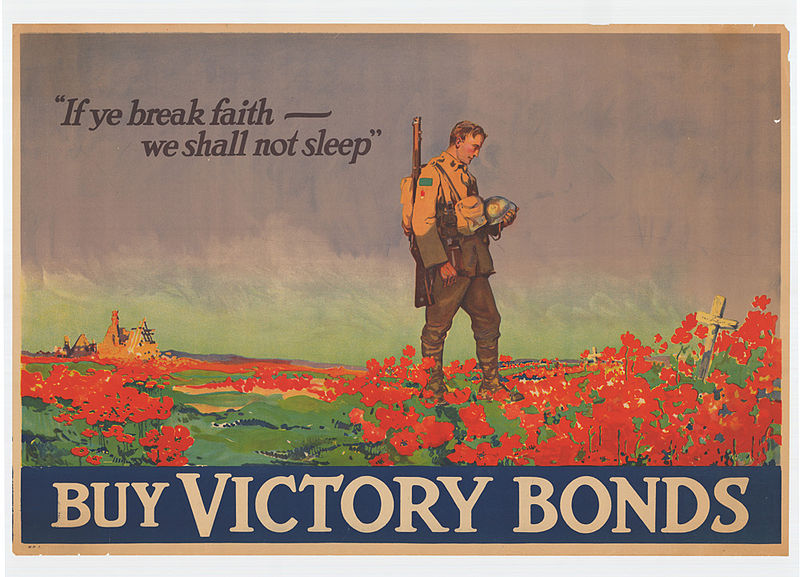 File:If Ye Break Faith - Victory bonds poster.jpg