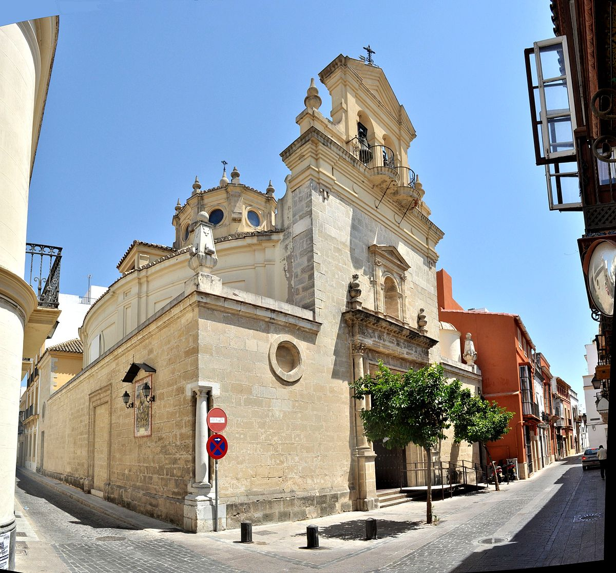 Iglesia de san pedro jerez de la frontera wikipedia for Azulejos jerez de la frontera