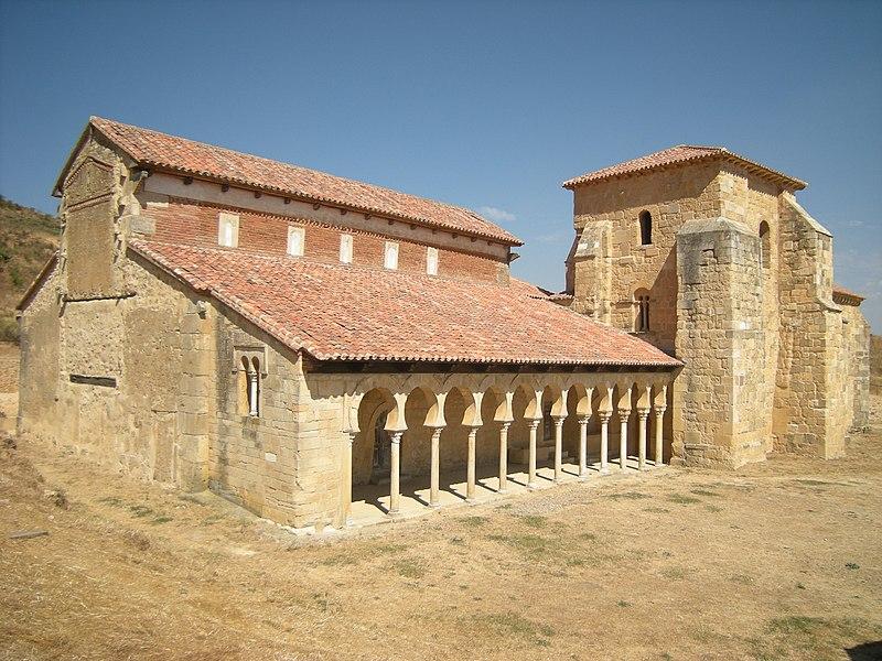 800px-Iglesia_de_San_Miguel_de_Escalada_%285025603256%29 dans Architecture & Urbanisme