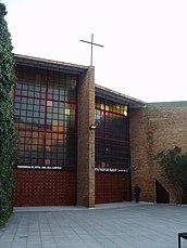 Iglesia de Nuestra Señora del Carmen, Punta Umbría, Huelva (1964-1969)