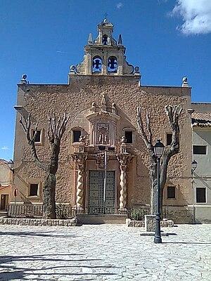 Almansa - Convent of San Agustin