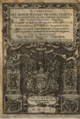 Il Compendio del signor Massimo Troiano tratto dalle osservationi della lingua castigliana del signor Giovanni Miranda por Massimo Troiano.png