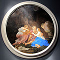Il baciccia, scena sacra, diam. 160 cm, coll. privata 02.JPG
