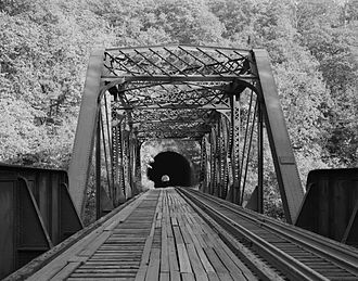 Patterson Viaduct - Ilchester Tunnel