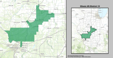 Illinois US Congressional District 13 (since 2013).tif