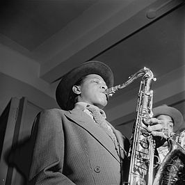 Illinois Jacquet in 1941