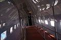Ilyushin Il-14P Crate Bulgarian Air Transport Cabin LookingBack SATM 05June2013 (14414060059).jpg