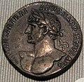 Impero, adriano, multiplo in argento (roma), 119.JPG