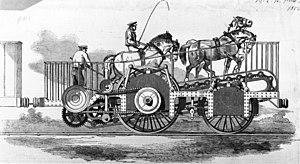 Andrea Crestadoro - The Impulsoria in 1850
