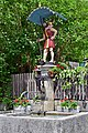 Imst - Christophorusbrunnen Lehngasse - 1.jpg