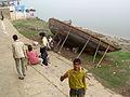 India - Varanasi - 026 - boys playing cricket (2146280095).jpg