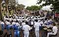 Indian Navy Band performed at Marine Drive, opposite Police Gymkhana, Mumbai (02).jpg