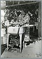 Indian woman using washing machine run by a gasoline motor in Big Horn County, Montana - DPLA - c9cf5a1f0a15b0bad449010bc09b016a.jpg