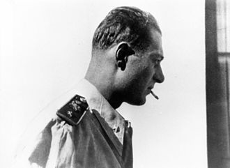 Indro Montanelli - Montanelli, aged 27, during the Abyssinian War of 1936
