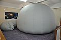 Inflatable Planetarium - Ranchi Science Centre - Jharkhand 2010-11-28 8408.JPG