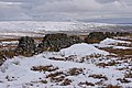 Ingleborough from Green Lane - geograph.org.uk - 1730135.jpg