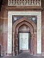 Inner view of Qila Kuhna Masjid inside Purana Qila, Delhi 20.jpg