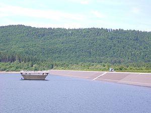 Dam of the dam