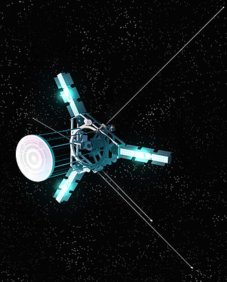 Interstellar probe - NASA's Vision Mission; an early concept for the Innovative Interstellar Explorer