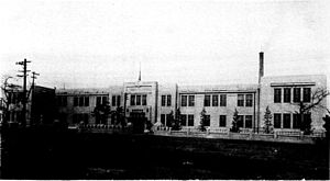 Institute for Research in Physical Education, Japan, ca. 1930.jpg