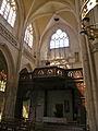 Intérieur de l'église Sainte-Trinité de Falaise 40.JPG
