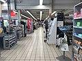 Intérieur du Carrefour Market de Miribel (Ain, France).JPG