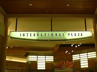 International Plaza and Bay Street - Image: Internationalplaza