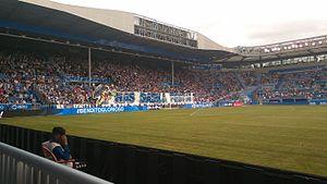 Mendizorrotza Stadium - Image: Iraultza 2016 17