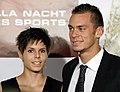 Iris Khanna, Andreas Haider-Maurer - Gala Nacht des Sports 2010.jpg