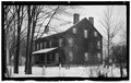 Isaac Parris House and Trading Post, Fort Plain, Montgomery County, NY HABS NY,29-FORPL,2-5.tif