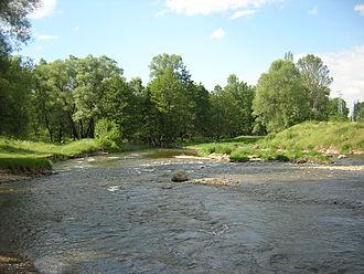 Iskar (river) - The Iskar near German