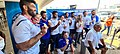 Israel National Olympic Judo Mixed Team in 2021.jpg