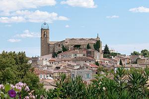 Istres - Historic center