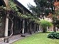 Italie, Ravenne, basilique Sant'Apollinare Nuovo, cloître médiéval (48087056778).jpg