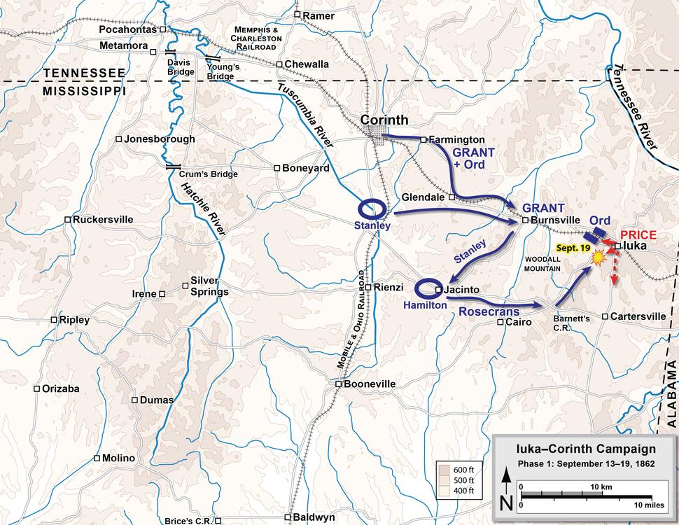 Iuka-Corinth Campaign1