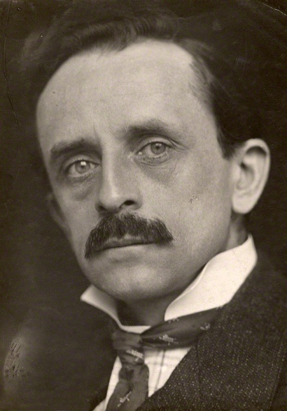 J. M. Barrie in 1902