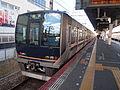 JRW 321 D19 set at Nishi-Akashi out of service (23776306361).jpg