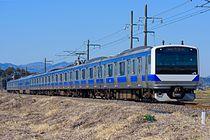 JR East E531 Jōban-Line 2016.jpg