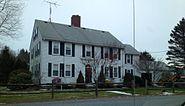 JRichardson House, Uxbridge, MA
