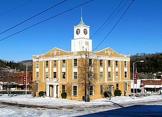 Jackson County, Tennessee - Image: Jackson county courthouse tn 2