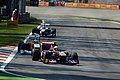 Jaime Alguersuari, Paul Di Resta and Sergio Perez (6182439177).jpg