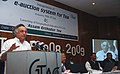 "Jairam Ramesh addressing at the inauguration of the ""E- Auction System for Tea"" and launching of the Geographical Indication for Assam Orthodox Tea at Tea auction centre, at Guwahati on December 08, 2008.jpg"