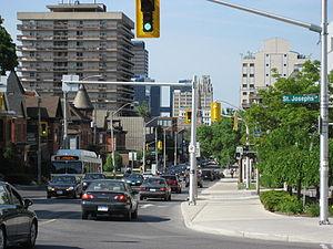 James Street (Hamilton, Ontario) - James Street South